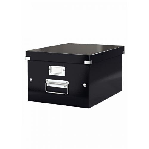 Leitz Click & Store A4 Medium Box Black
