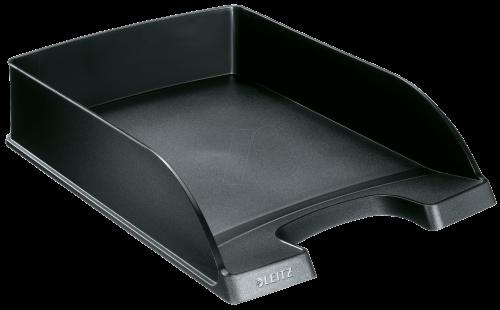 Leitz Plus Letter Tray Standard A4 Portrait Black 52270095