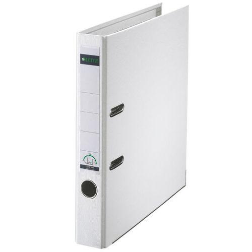 Leitz Polypropylene Lever Arch File A4 52mm White PK10