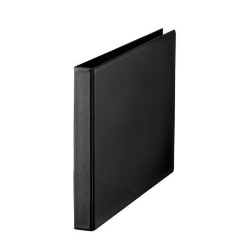 Esselte (A3) 4 Ring Binder 25 Landscape Polypropylene(Black)