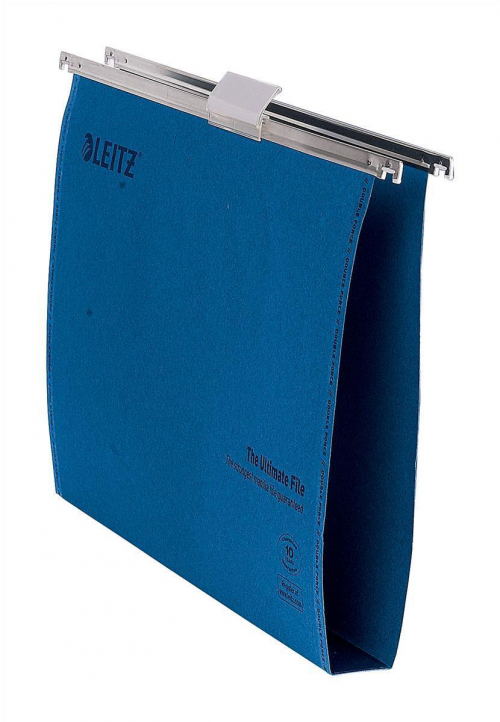 Leitz Ultimate Suspension File F/S Blue17450035 (PK50)