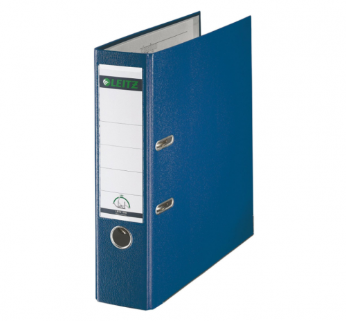 Leitz Polyproplyne Lever Arch File Blue A4 80mm PK10