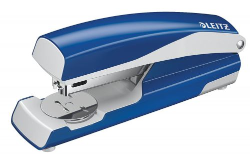 Leitz NeXXt Stapler 3mm 30 Sheet Blue Ref 55020035