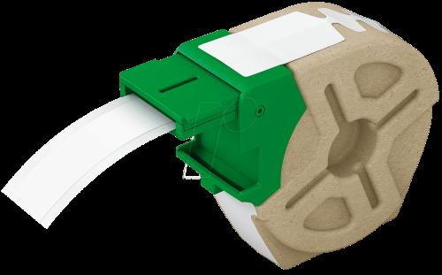 Leitz Icon Label Cartridge Permanent Paper 19mmx22m White Ref 70100101