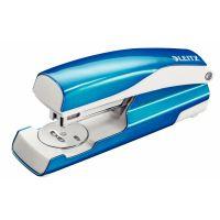 Leitz NeXXt WOW Stapler 30 Sheets Metallic Blue  55021036
