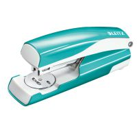 Leitz NeXXt WOW Stapler 30 Sheets Ice Blue  55021051