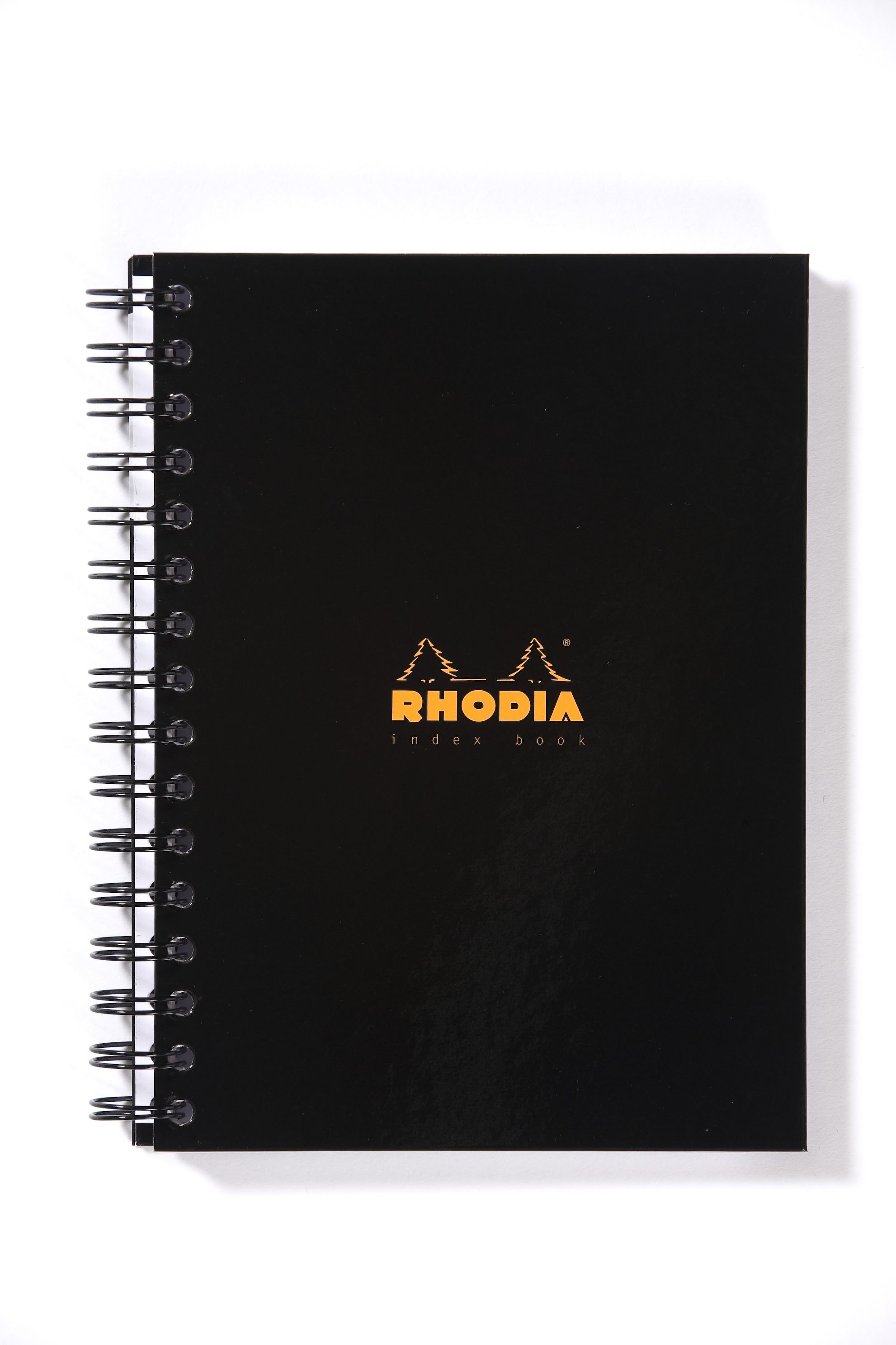 Rhodia Bus Book A5 Wire A-Z Index PK3