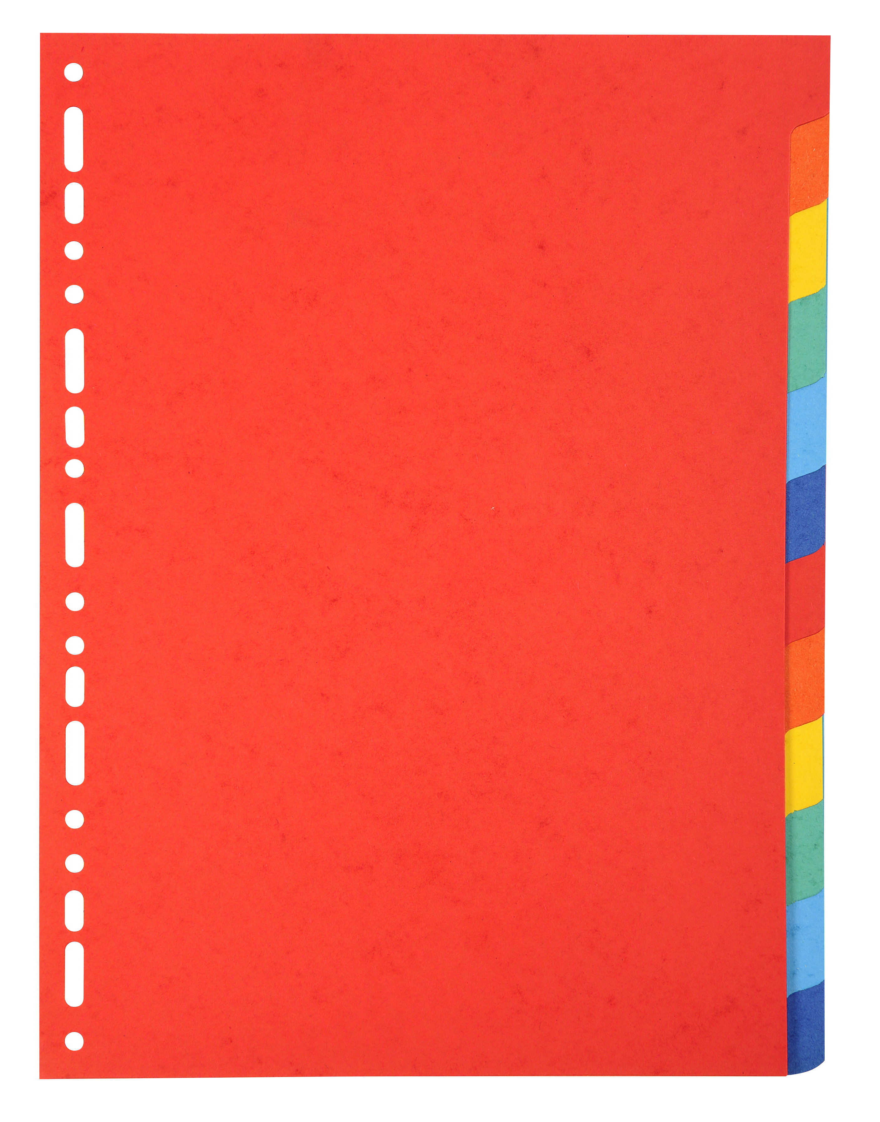 Forever Bright A4 Dividers 220gsm 12 Part