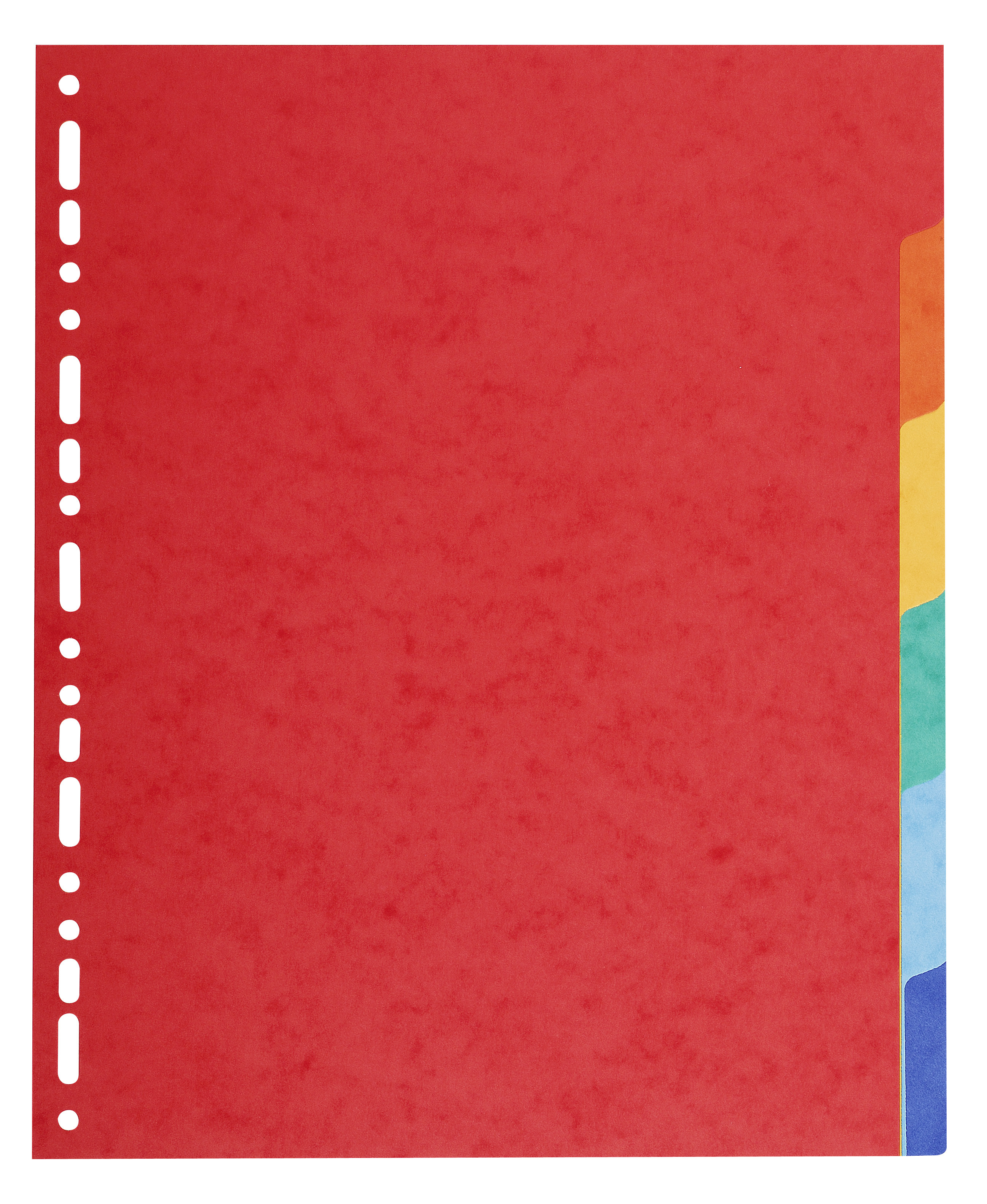 Forever Vivid A4 Dividers 220gsm 6 Part