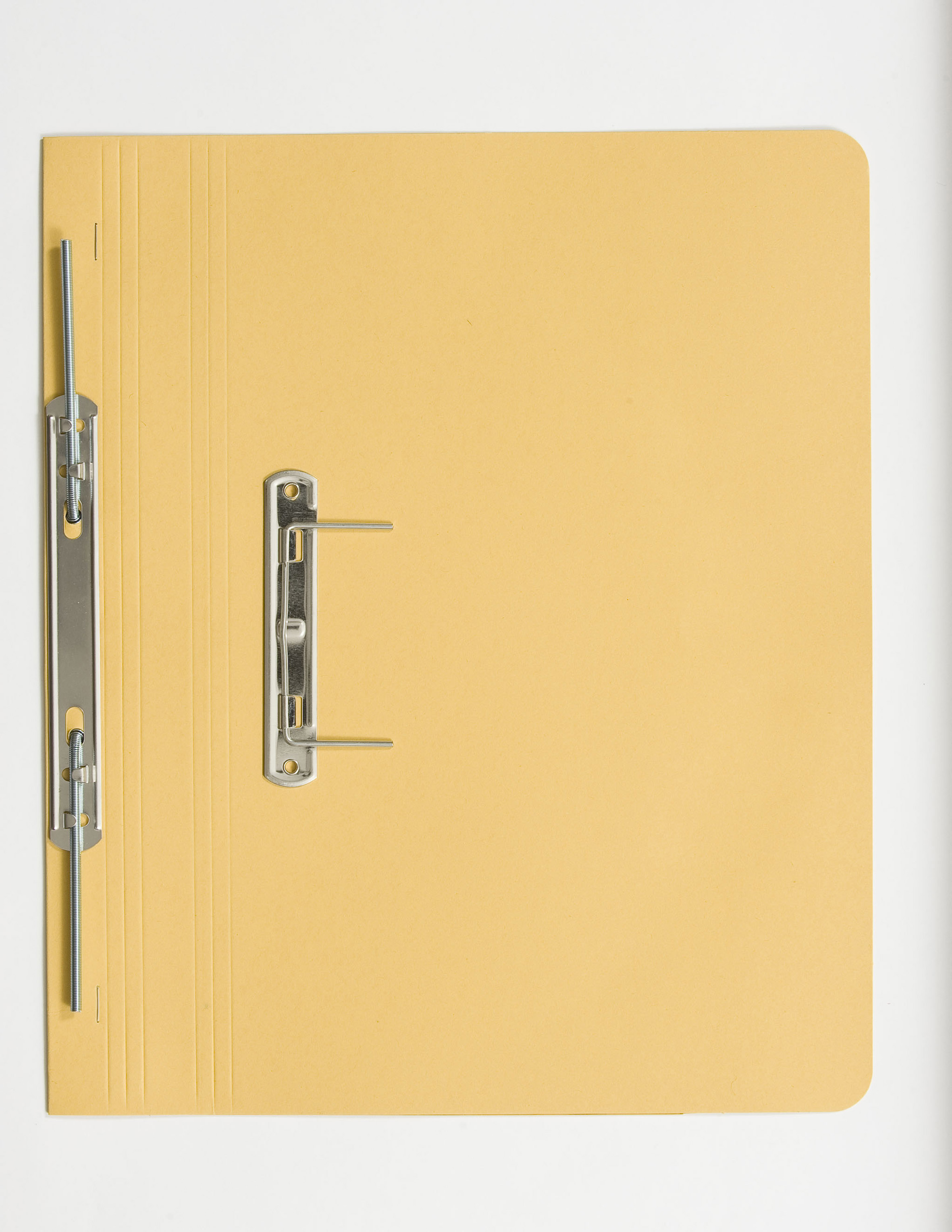 Square Cut Folders Guildhall Super Heavyweight Spiral File Fscap YW PK25