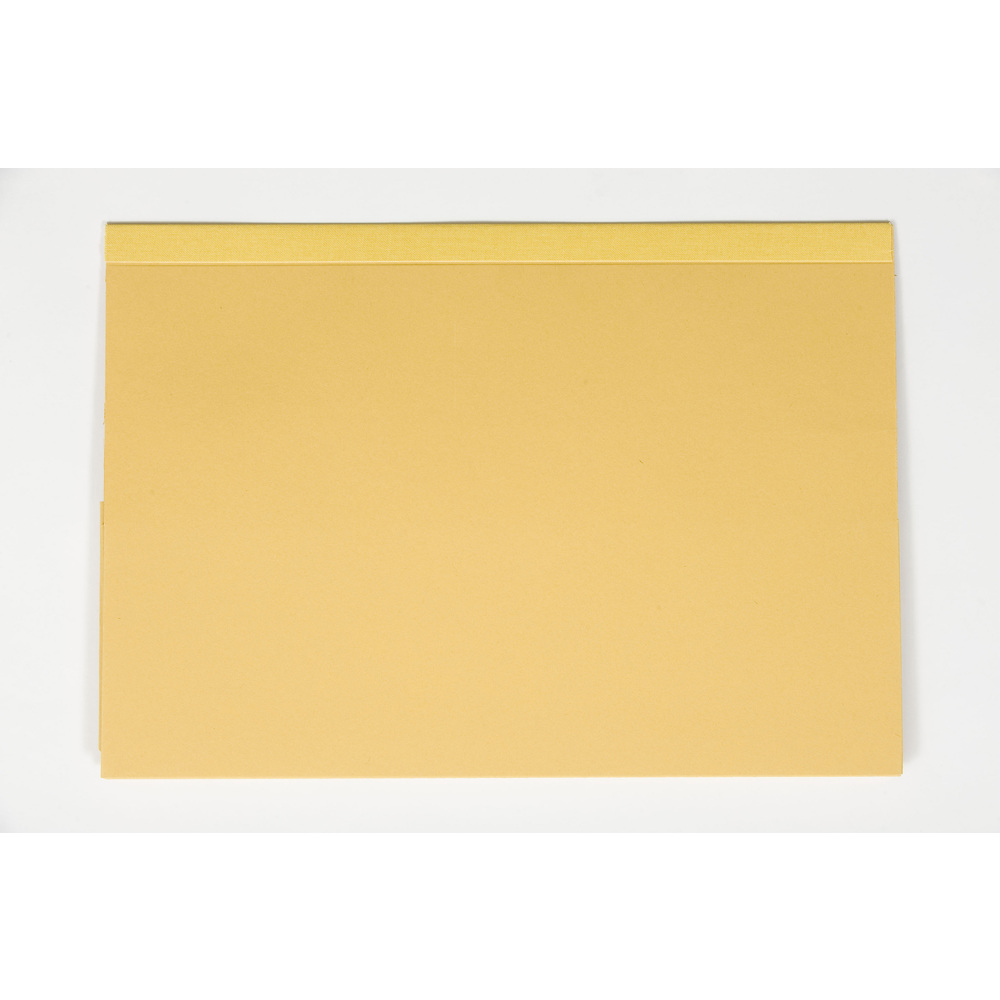 Expanding Files Guildhall Foolscap Double Pocket Legal Wallet Yellow PK25