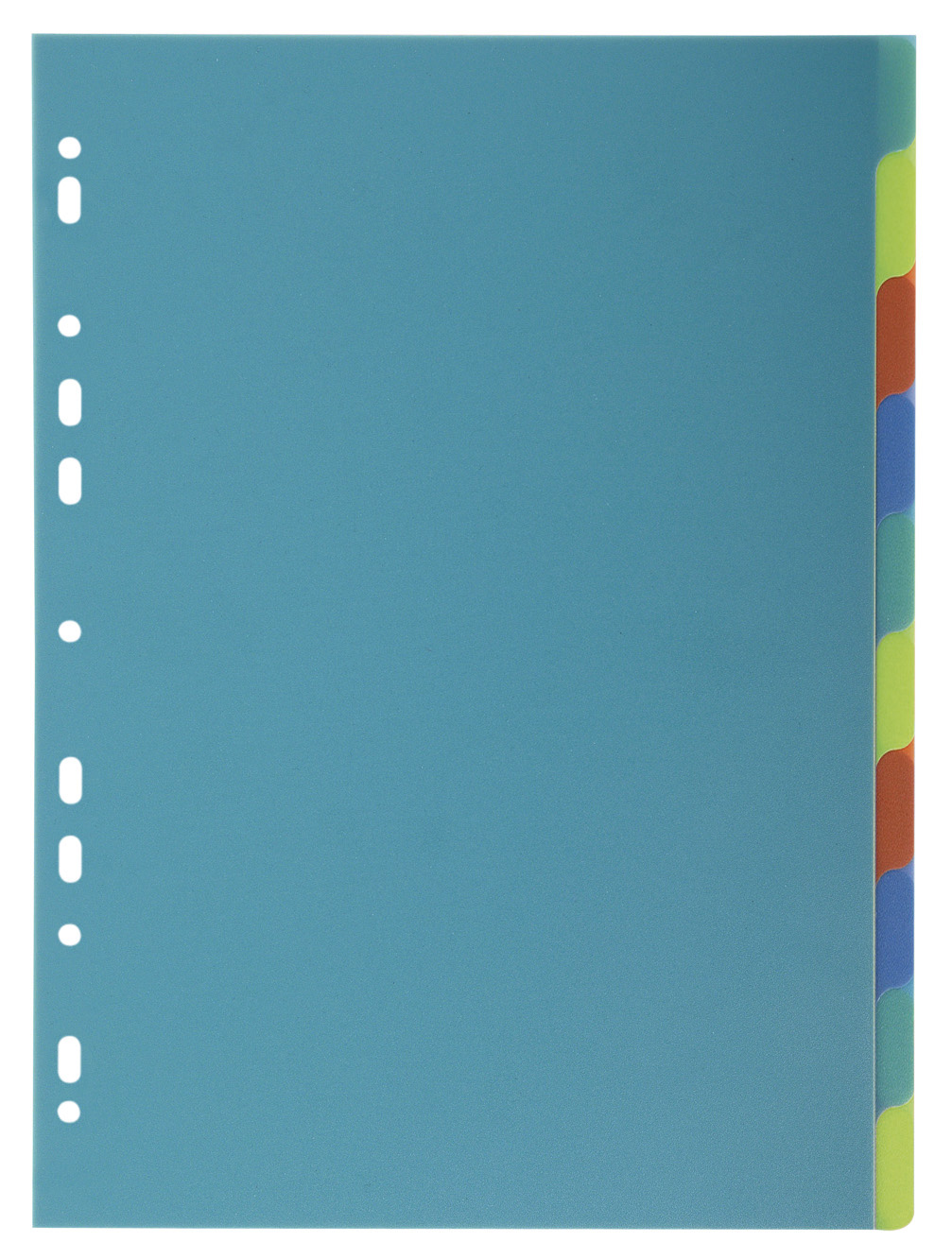 Forever PP A4 Dividers 10 Part