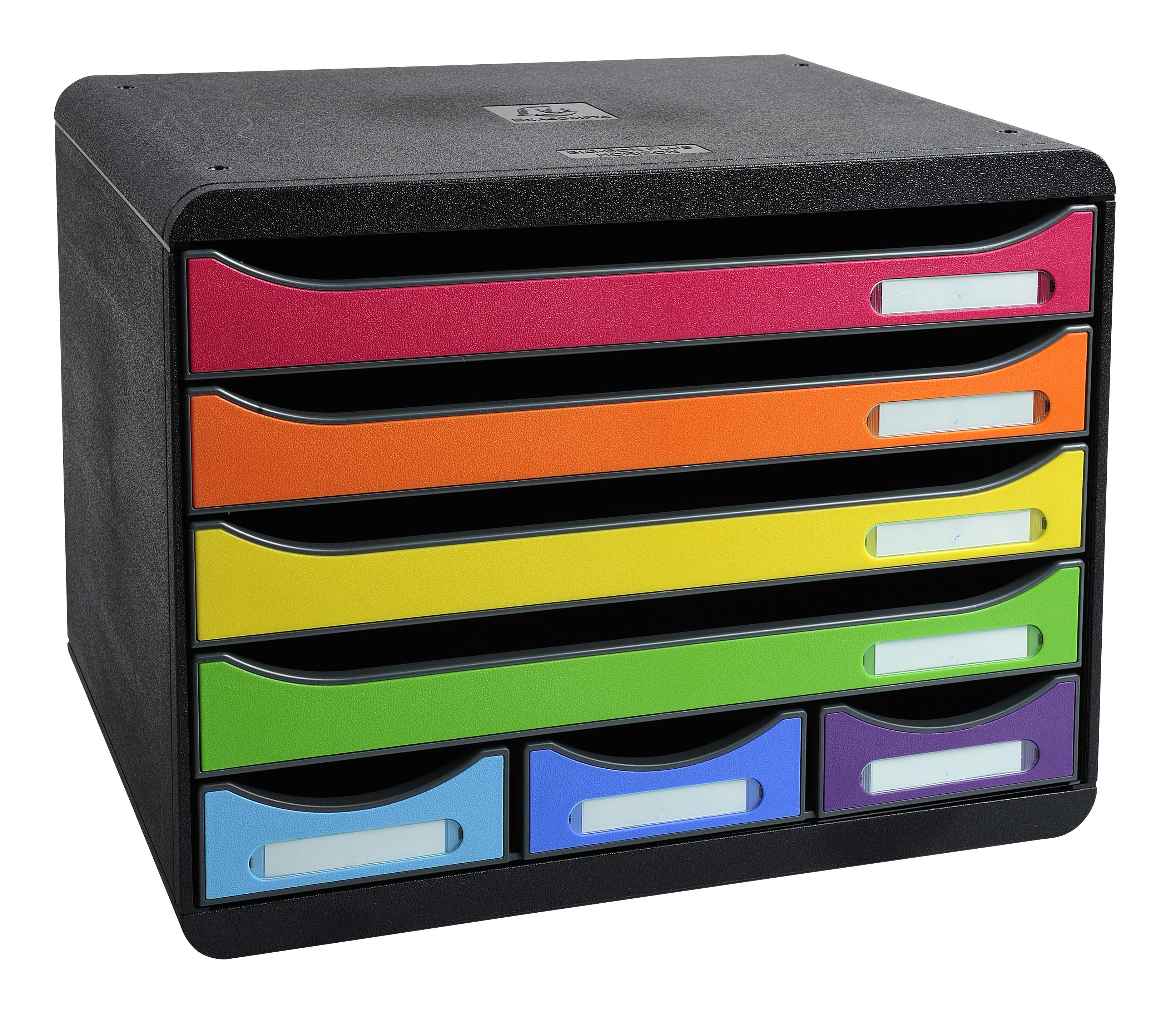 Exa Store Box Mini 7 Drawers HQ