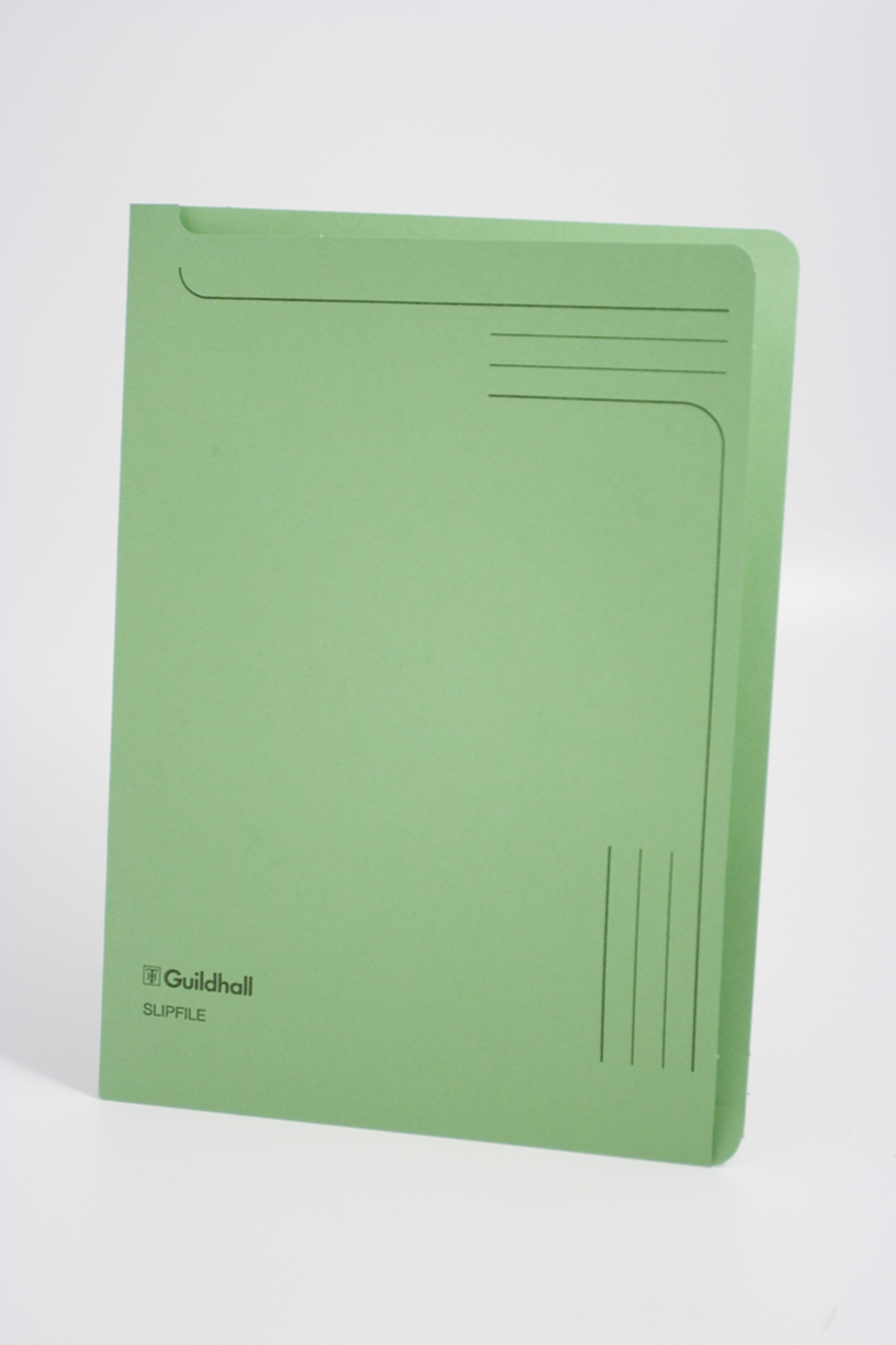 Guildhall Slipfile A4 GN PK50