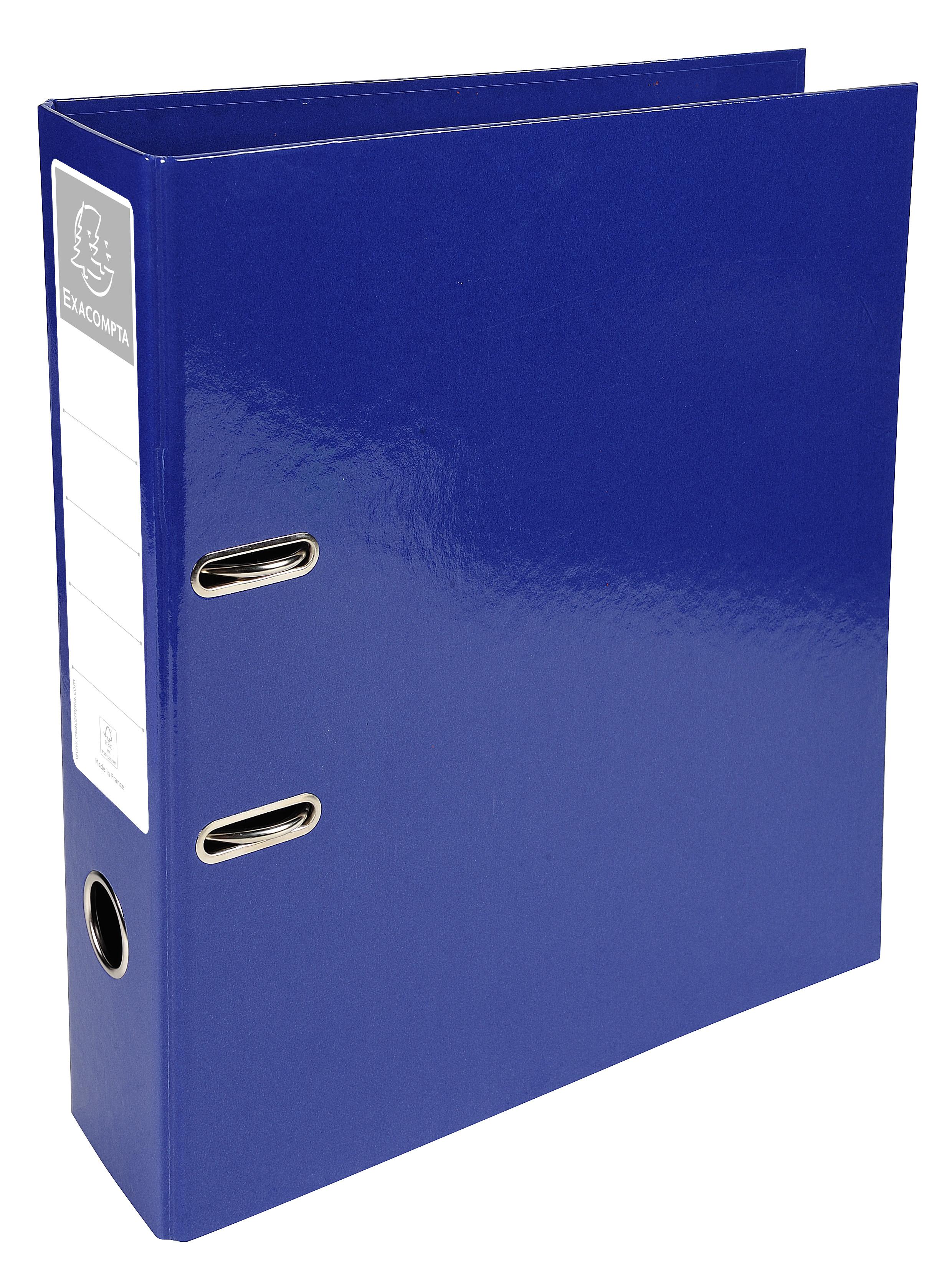 Iderama Lever Arch File 70mm BL PK10