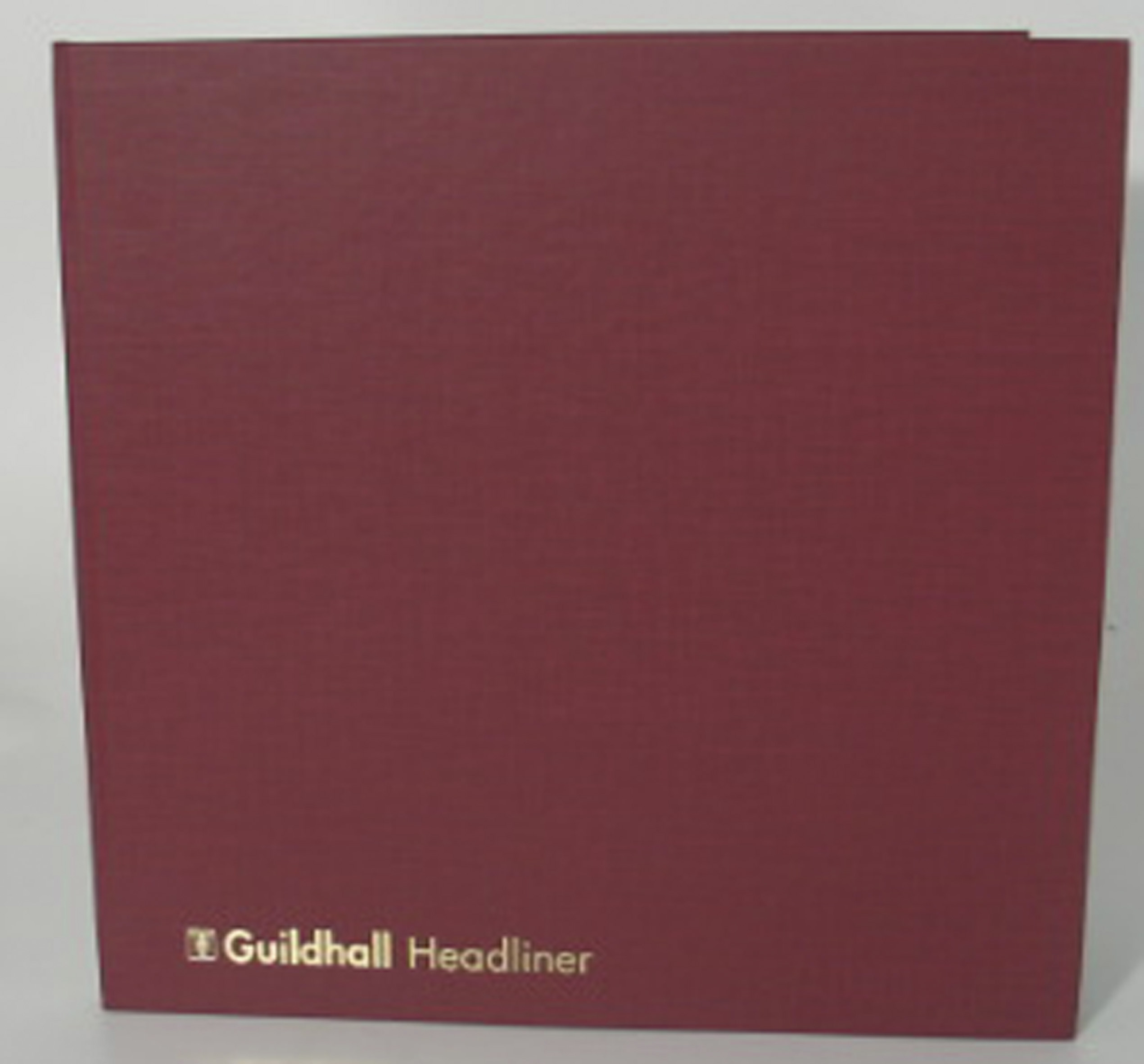 Guildhall Headliner Account Book 4 Debit