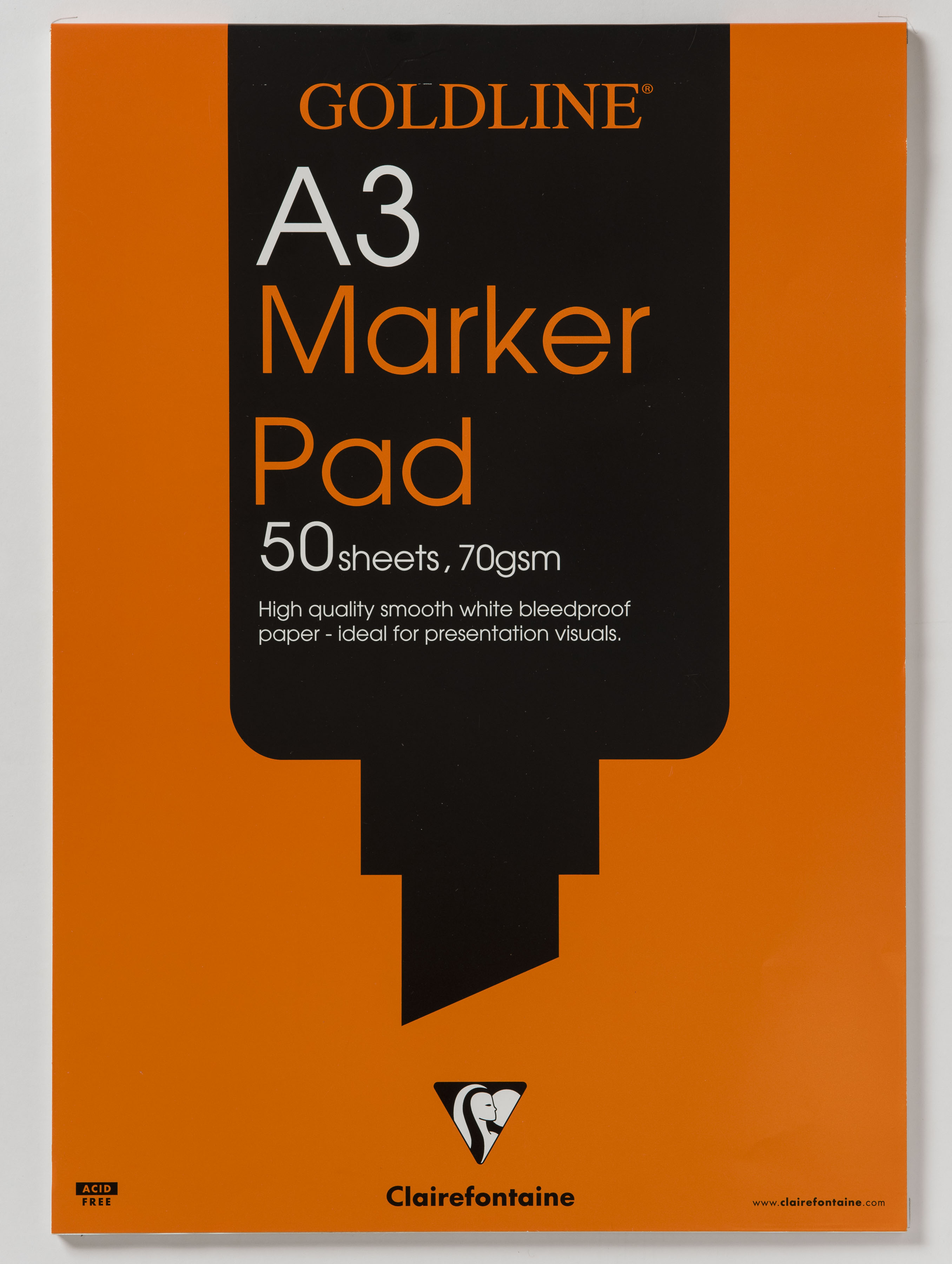 GDline BleedproofMarker Pad A3