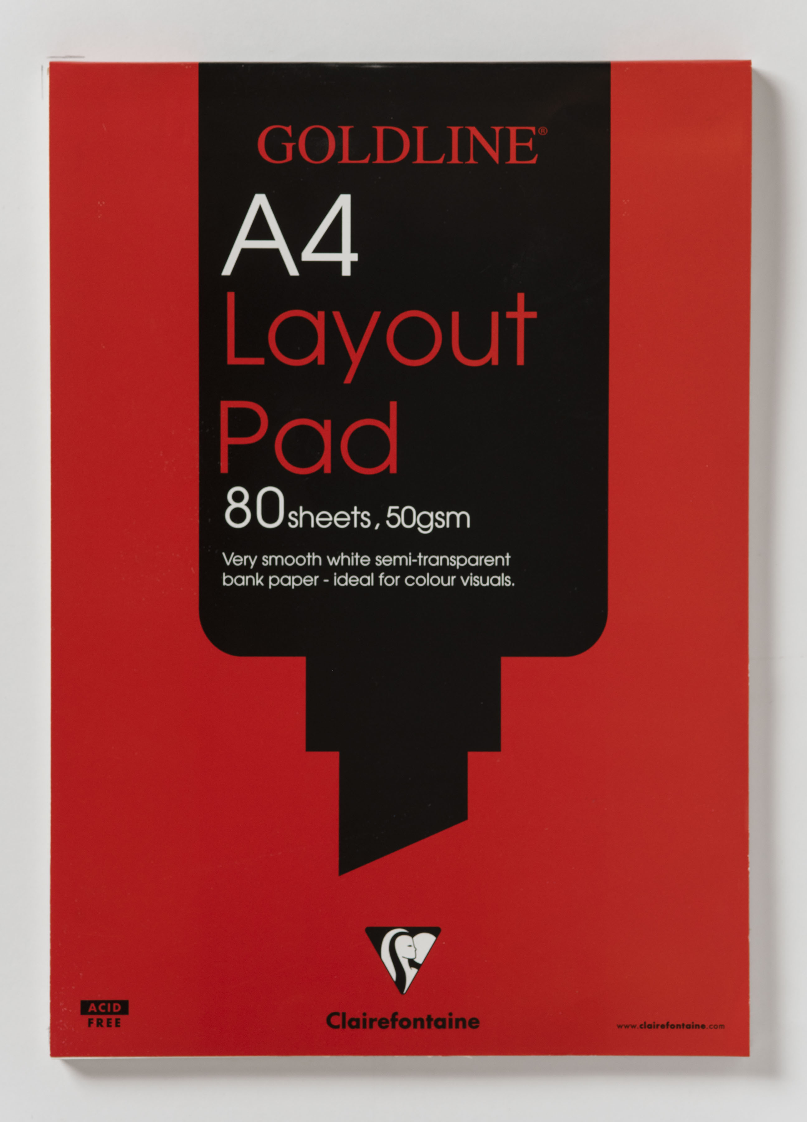 GDline Layout Pad A4