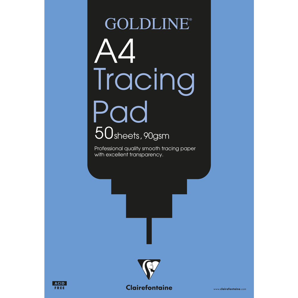 GDline Professional Tracing Pad A4 GPT1A
