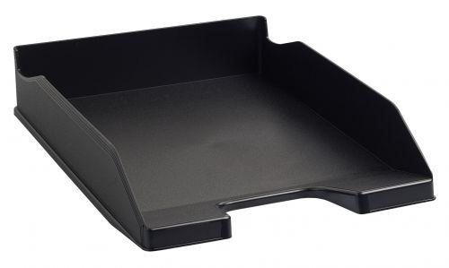 Exacompta ECOBlack Letter Tray Combo Midi 347x255x65mm Black