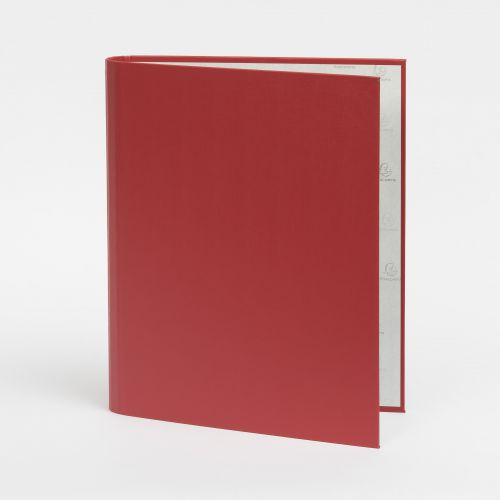 Guildhall Ring Binder 30mm Red PK10