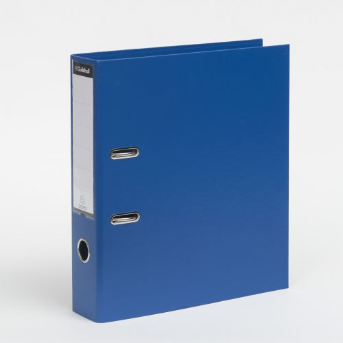 Guildhall Lever Arch File 80mm Blue PK10