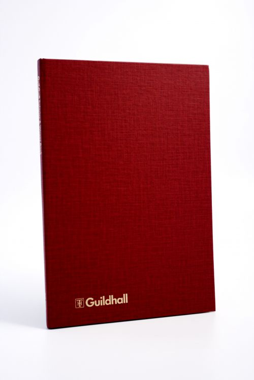 Guildhall Wages Book 54 Weeks 40 Employees