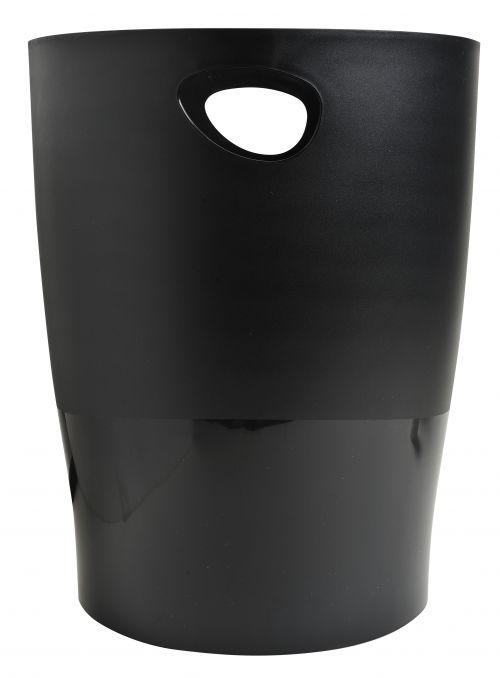 Exacompta ECOBIN ECOBLACK 263x263x335mm