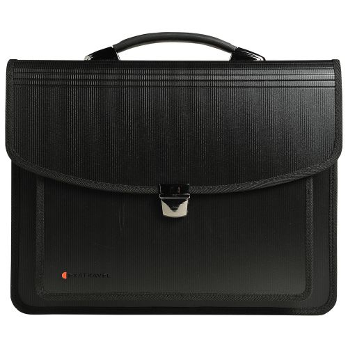 Exacompta Exactive Exatravel Multipurpose Case Polypropylene Black 55734E