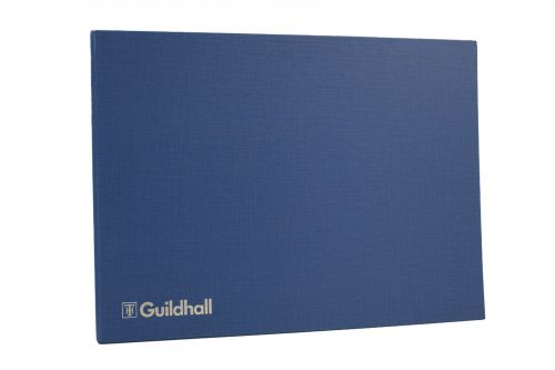 Exacompta Guildhall Account Book 80 Pages 61/8-26 1409