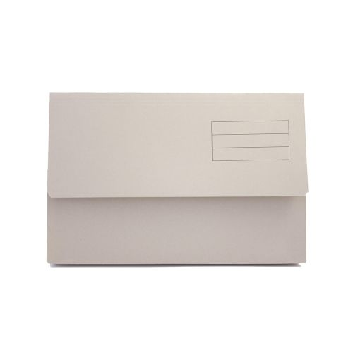 Value Document Wallet Foolscap Buff PK50
