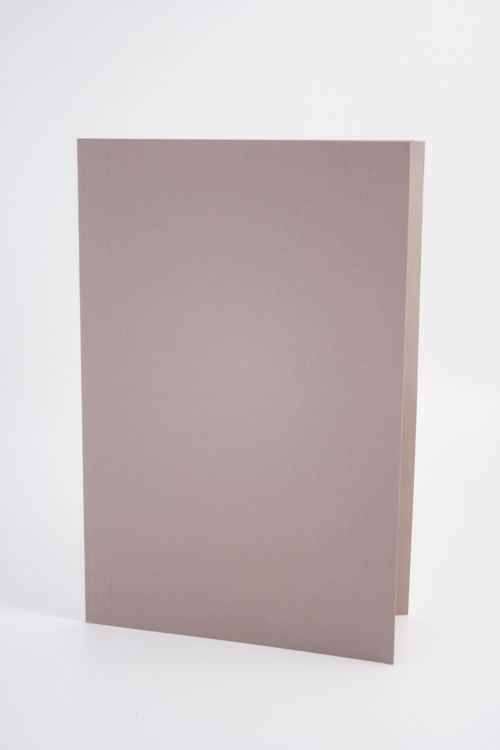 Guildhall Square Cut Folders 250g Foolscap Buff PK100