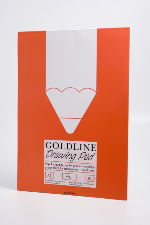 Goldline Popular Drawing Pad A3 GPS2A3Z