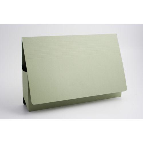 Guildhall Probate Wallet Manilla Foolscap Green PK25