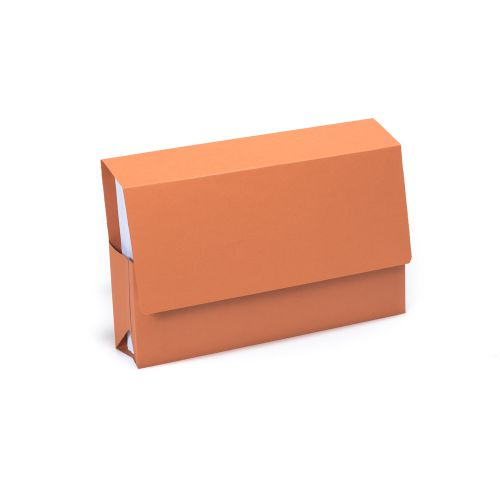 Guildhall Probate Document Wallet 315gsm Orange (Pack of 25) PRW2-ORG