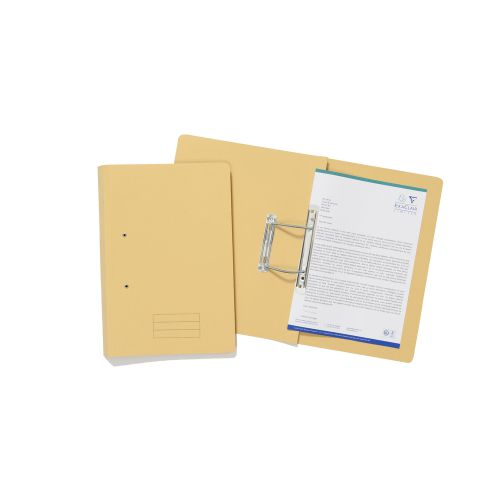 Value Transfer File Fooldscap Yellow TFM-YLWZ - (PK25)