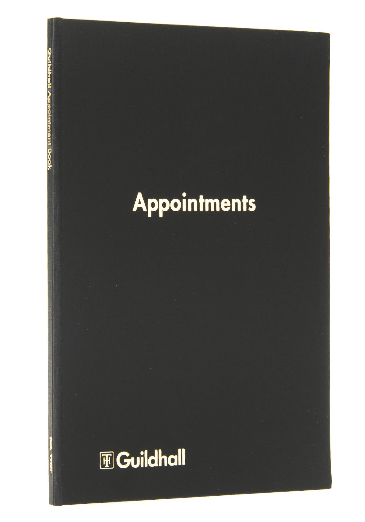 Guildhall Appointments Book 104 Page