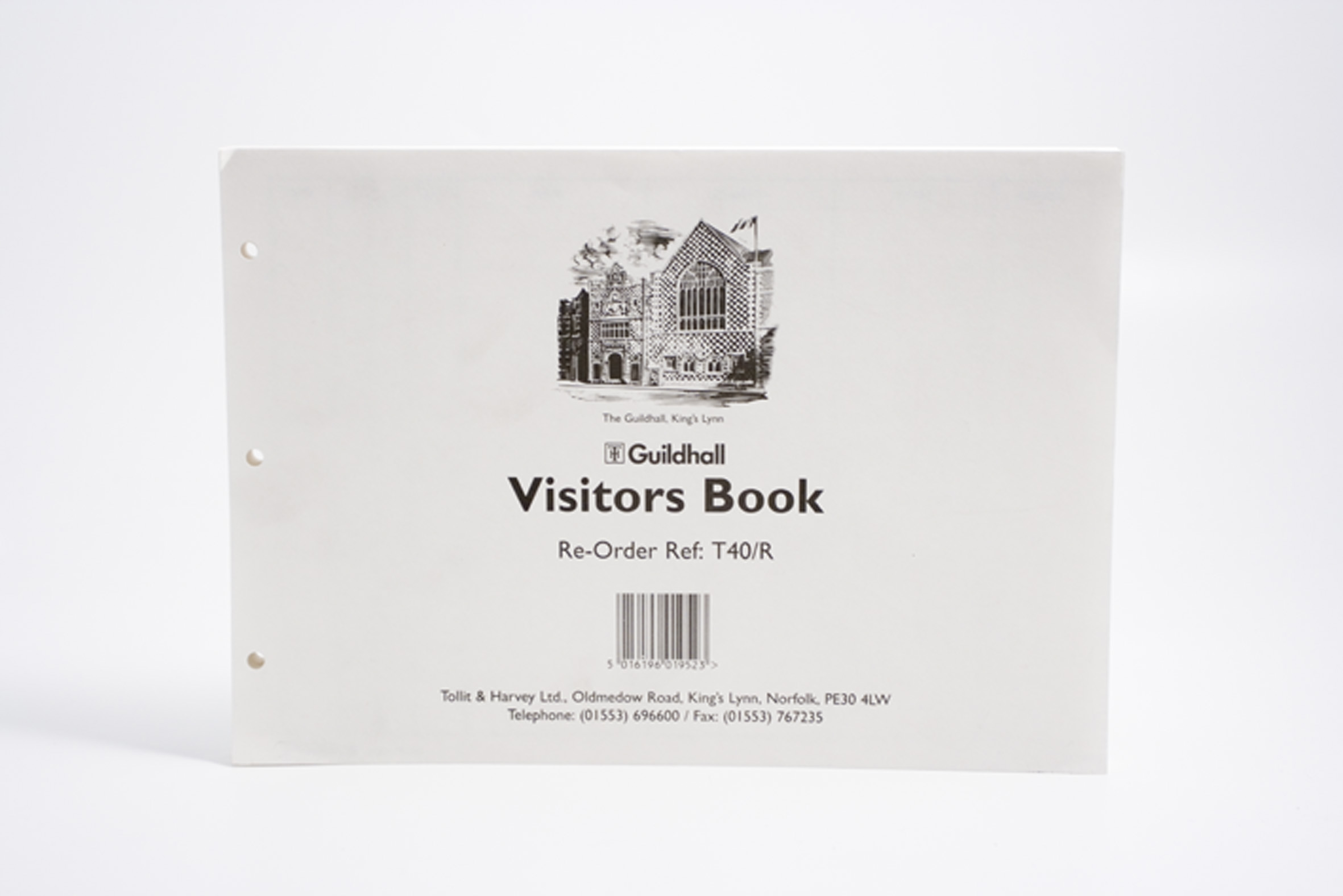Visitors Books