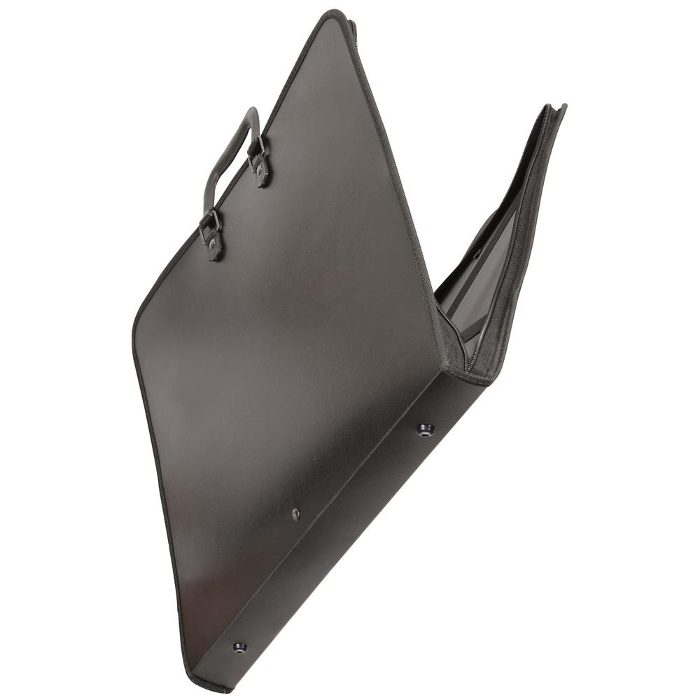 Folders / Binders / Cases Goldline Zip Portfolio A2 ZPC-A2Z