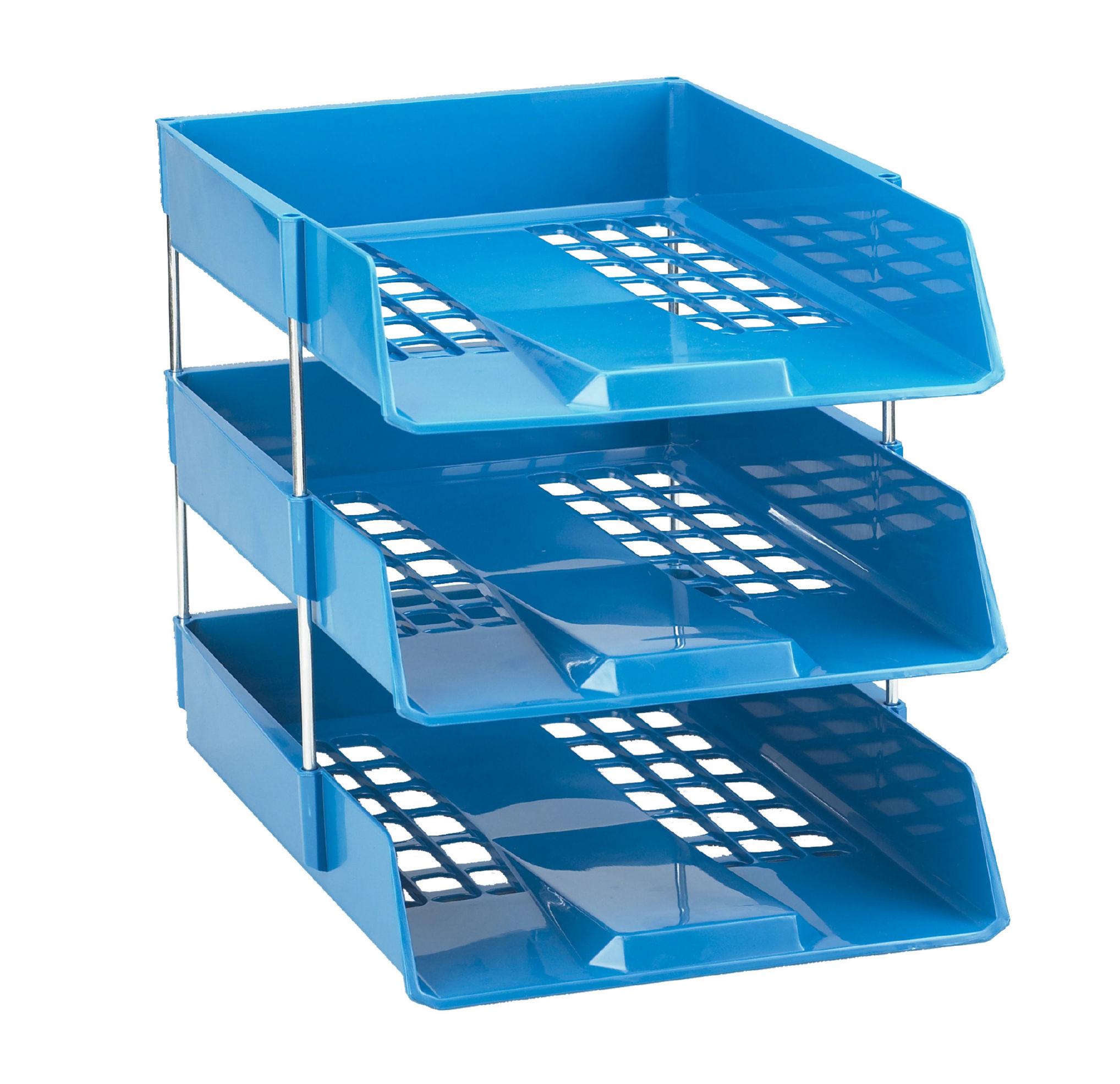 Avery Basics Letter Tray Blue 1132BLUE