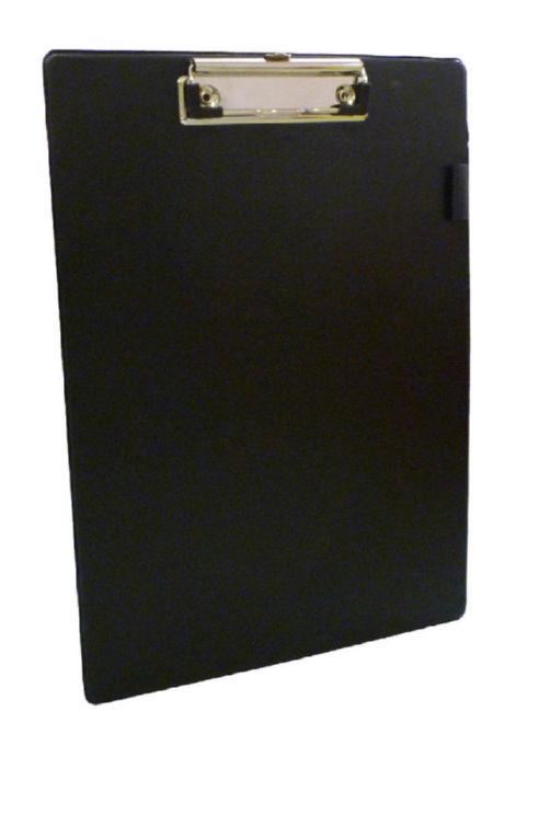 Value PVC Clipboard A4 BK
