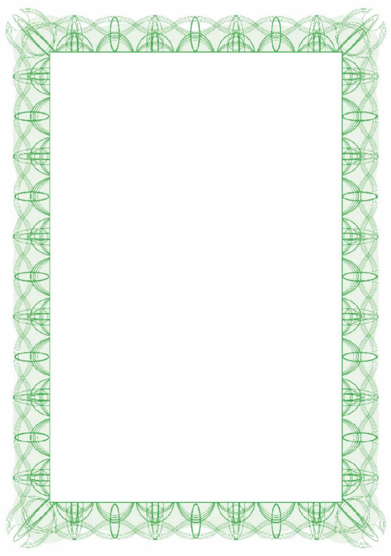 Green Reflex A4 Cert Paper PK30
