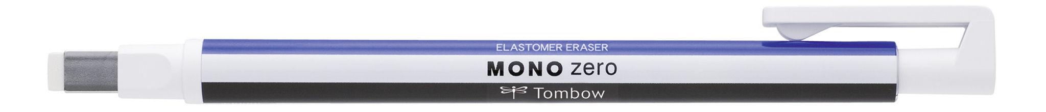 Eraser MONO zero rectangular Tip