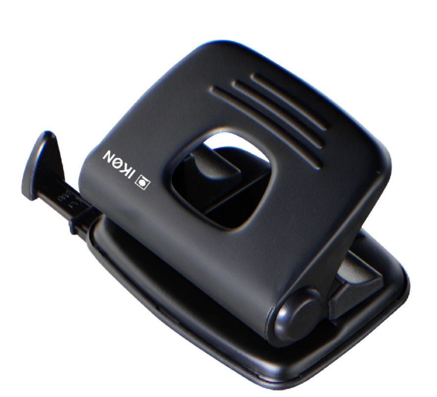 Hole Punches ValueX Hole Punch 20 Sheet Metal Black