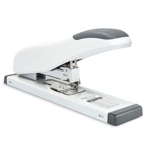 Rapesco ECO HD-100 Heavy Duty Stapler (soft white)