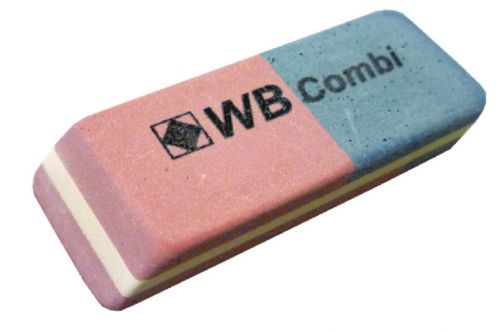 Value Combi Eraser PK40