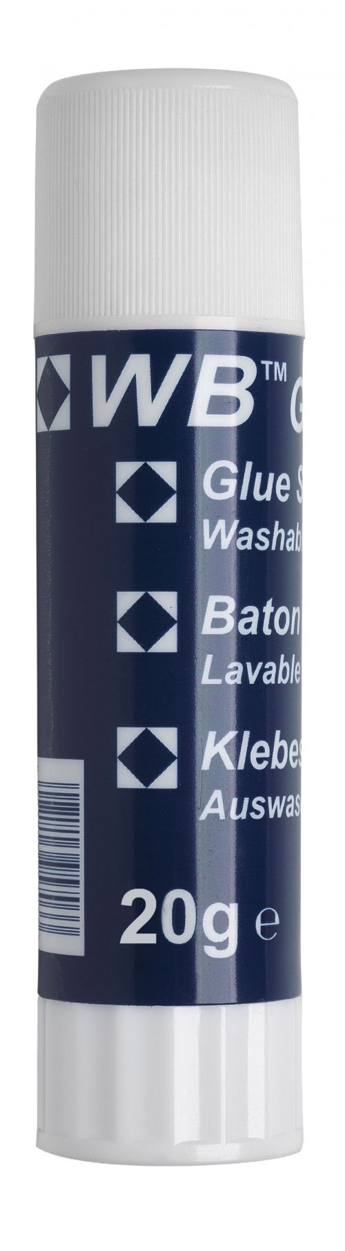 Value Glue Stick Pva 20G PK24