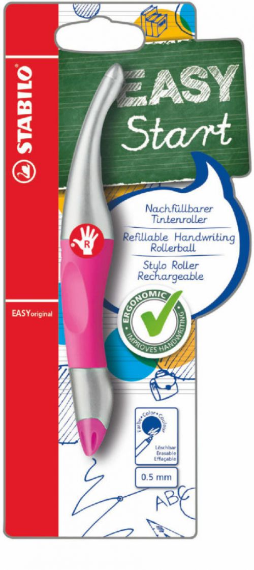 Stabilo EASYoriginal Handwriting Pen Right PK With BL Ink