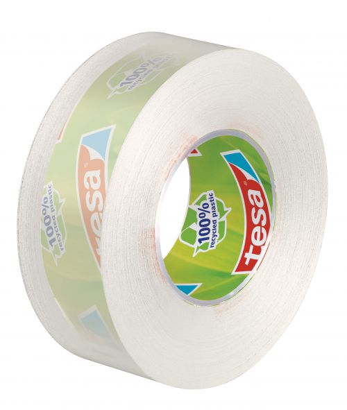 tesafilm eco & clear tape 19mm x 33m 57074 PK8