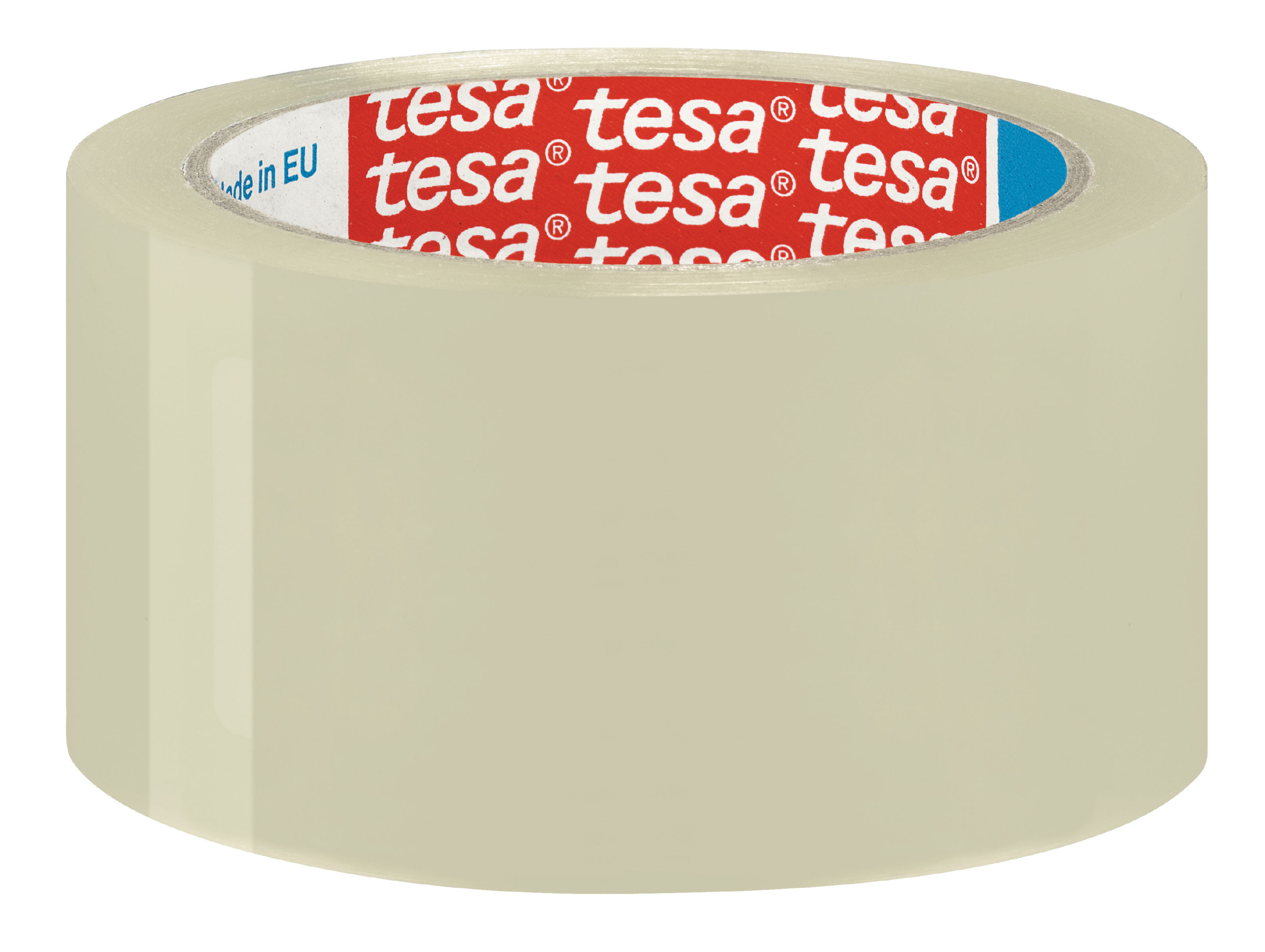 Packing Tape Tesa Strong Polypropylene Packaging Tape 50mmx66m Clear (Pack 6) 57167